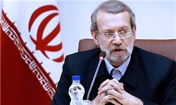 تاکید لاریجانی بر وحدت قوای ۳گانه