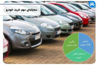 سهپایهی خرید خودرو را از زبان همراه مکانیک بشنوید