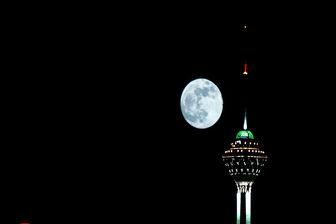 جزئیات ماهگرفتگی «ابر ماه» در 11 بهمن ماه