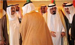 خارج شدن کشورهای عرب خلیج فارس از حلقه عربستان