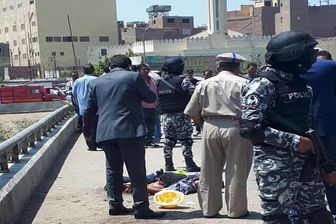 حمله انتحاری به کلیسایی در مصر