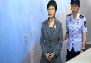 پخش زنده جلسه اعلام حکم رئیسجمهور سابق کره جنوبی
