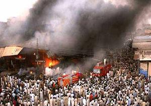 ۸۵ کشته و ۱۵۰ زخمی در حمله انتحاری بلوچستان پاکستان