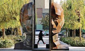 افزایش مجسمه های شهری تهران