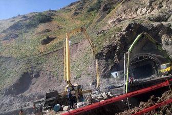قطعه یک آزادراه تهران شمال امسال بهرهبرداری میشود