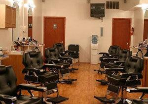 حضور آرایشگرهای مرد در آرایشگاههای زنانه!