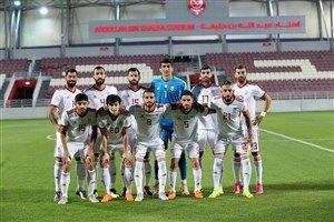 ترکیب تیم ملی برابر قطر اعلام شد