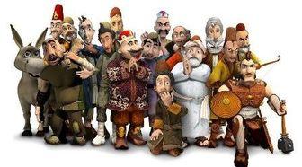 انیمیشن ایران در خاورمیانه حرف اول را میزند