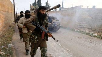 درگیری مجدد گروههای تروریستی جبهه النصره و تحریر سوریه
