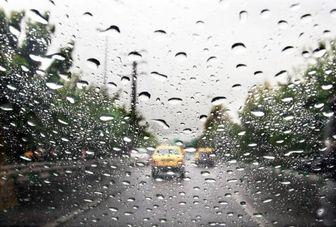 بارش های پاییز 87 میلیمتری شد+جدول