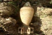 کشف یک گلوله خمپاره عملنکرده در مریوان