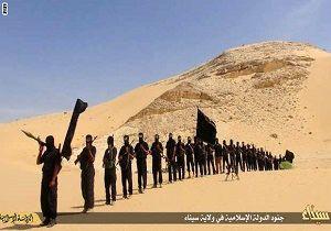 کشته شدن ۵ نظامی مصری در حمله افراد مسلح
