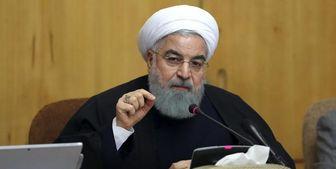 رئیس جمهور: سیاستهای آمریکا در قبال کشورهای منطقه محکوم به شکست است