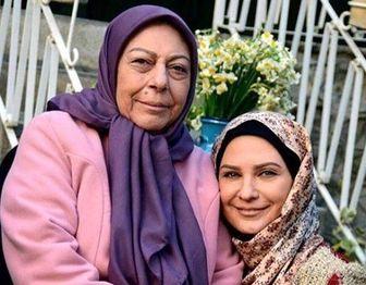 هم بازی شدن مادر و دختر مشهور سینمای ایران در «آقازاده»