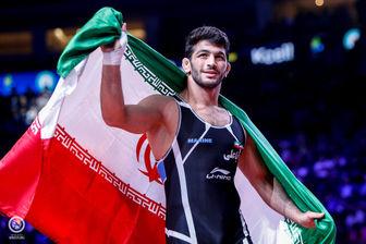 انتخاب حسن یزدانی به عنوان عضو کمیسیون ورزشکاران اتحادیه جهانی