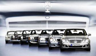قیمت خودروهای آلمانی در بازار تهران