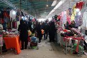 عجیبت ترین بازارچه محلی/ عکس
