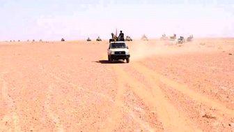 کشف خودروی حامل چندین موشکانداز در عراق