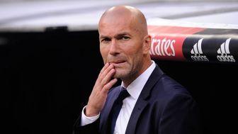 زیدان به رئال مادرید برمی گردد؟