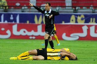 باشگاه استقلال در آستانه محرومیت