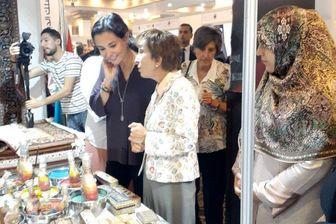 مشارکت سفارت ایران در بازارچه خیریه دیپلماتیک اردن