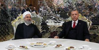 جزئیاتی از دیدار روحانی و اردوغان
