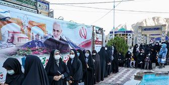 """""""نه"""" بزرگ ایرانیان به ائتلاف شومِ آمریکا، اسرائیل و رژیمهای مرتجع عربی"""
