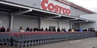 هجوم مردم به فروشگاهها و قفسههای خالی دور سوم قرنطینه در انگلیس