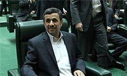احمدینژاد برای آخرین بار به مجلس میرود