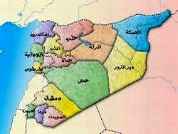 انفجار یک بمب صوتی در شهر دمشق