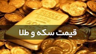 کاهش اندک قیمت سکه و ارز
