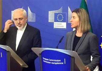 واکنش موگرینی به حادثه تروریستی تهران