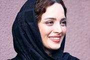 پوشش و حجاب بهنوش طباطبایی در جشن تولدش/ عکس
