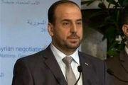 اخراج رهبر مخالفان سوریه از شهر الباب