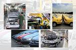 روند کاهش تولید خودرو متوقف شد