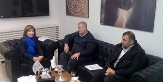 مشاور بشار اسد: فلسطین مسئله اصلی و محوری سوریه است