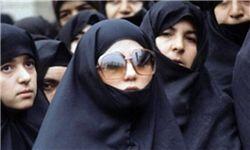 این زن انقلابی است + عکس