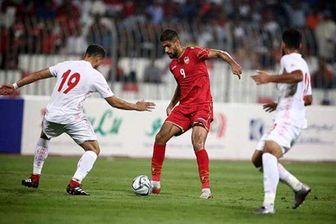 گزارش زنده/ ایران 0  -  بحرین 0