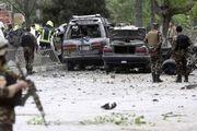 بیش از 40 کشته و زخمی در پی انفجار انتحاری در ننگرهار افغانستان