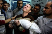 دو شهید و پانزده زخمی در گلوله باران غزه