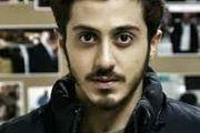 سلفی بازیگر گاندو با رفیق خجسته اش+ عکس