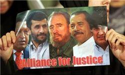 تور خردادی احمدی نژاد در قاره فوتبال و قهوه