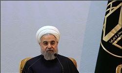 روحانی درگذشت همسر شهید بابایی را تسلیت گفت