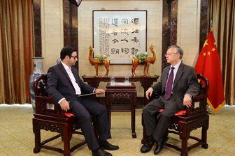 از کالاهای چینی تا حادثه سانچی در حضور سفیر چین