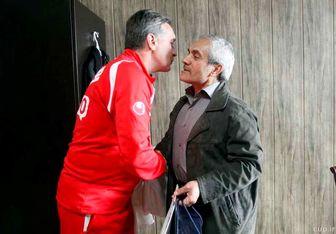 واکنش عجیب حسین عبدی به تمدید قرارداد برانکو