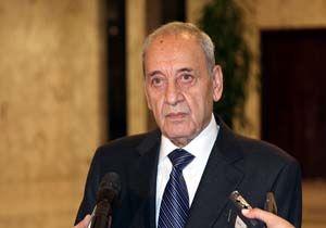 دیدار «نبیه بری» با سفیر سوریه در لبنان