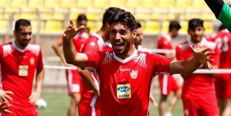 شجاع خلیل زاده در بین برترین گلزنان لیگ قهرمانان آسیا