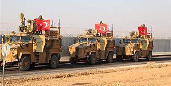 احداث دومین پایگاه بزرگ نظامی ترکیه در ادلب سوریه