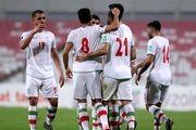 جدول گروه C بعد از برتری تیم ملی مقابل عراق