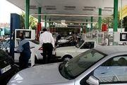 ماجرای صف کشیدن خودروها در پمپ بنزینها